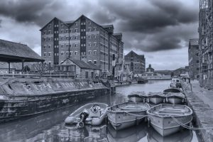 Original Shot: Gloucester Quays